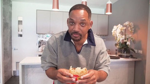 The Aussie food that burned Will Smith