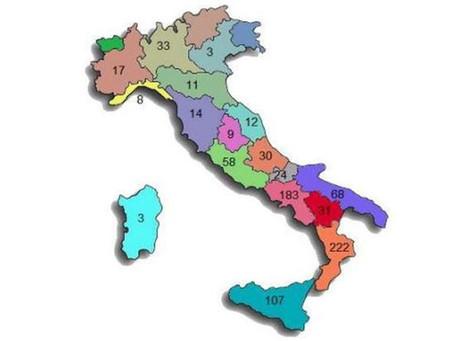 Web service comuni italiani