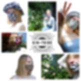 kin-tribe, fashion, facemask