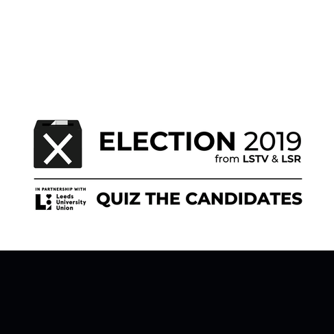 Leeds University Students to Quiz General Election Candidates.