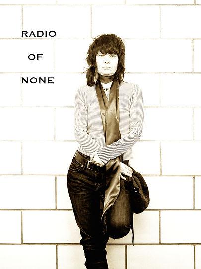 Radio of None