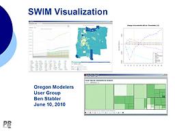 SWIM Visuallization