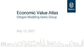 Metro's Economic Value Atlas