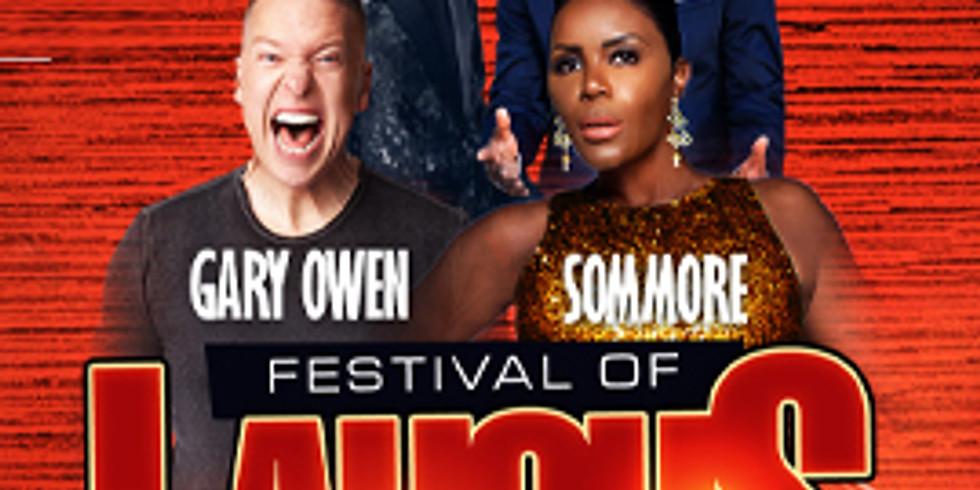 Festival of Laughs - Postponed
