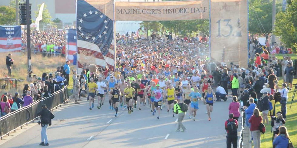 Historic Half Marathon Weekend
