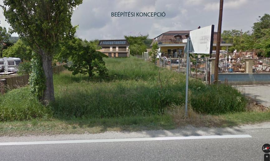 Balatonalmádiban, a Balatonfűzfői úton vált eladóvá ez a 2763 nm-es telek, mely déli fekvésű, Balatoni panorámával rendelkezik.