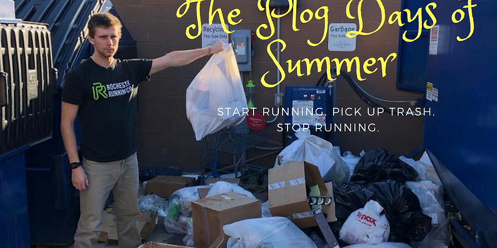 Plogging Rochester #2 - An Environmental Scavenger Hunt