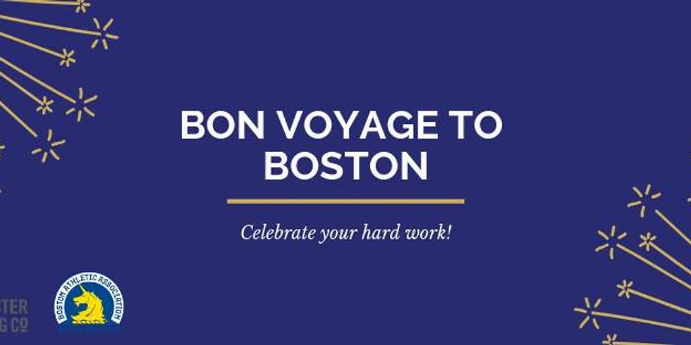 Bon Voyage to Boston