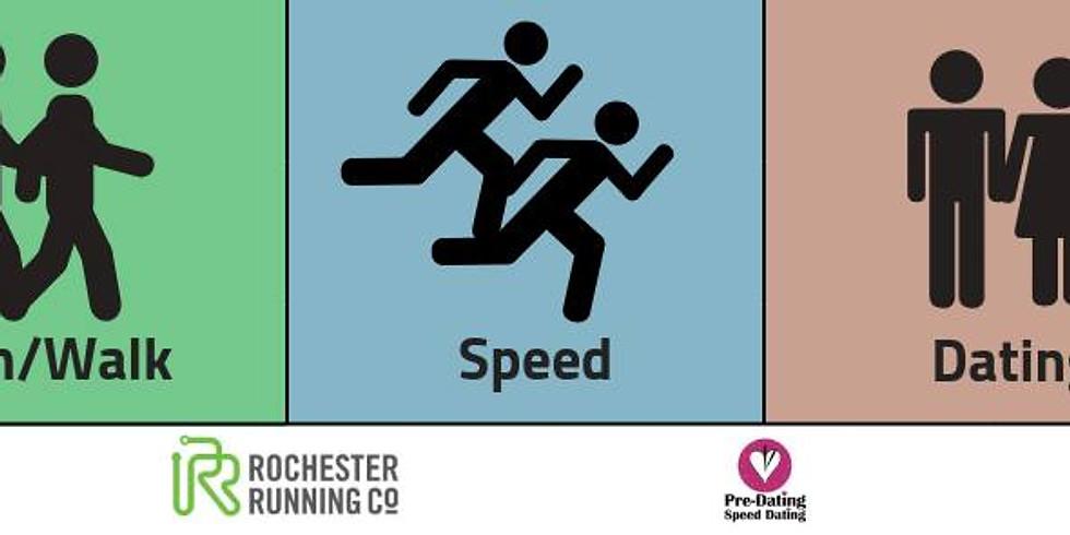 Run/Walk Speed Dating