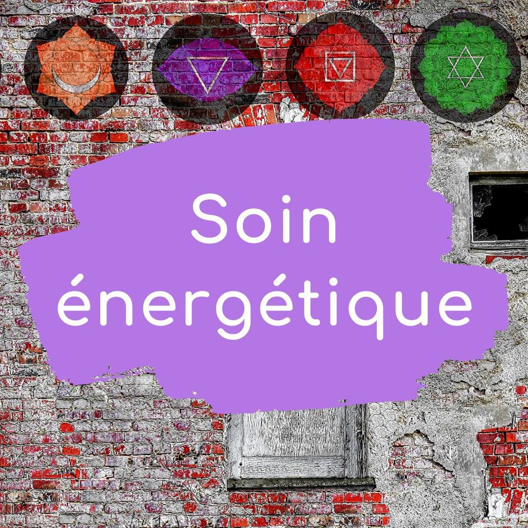 Soin énergétique - Forfait 1 heure