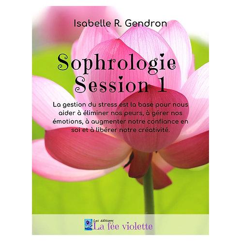 Sophrologie - Session 1