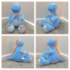 Sir moty - dinosaur