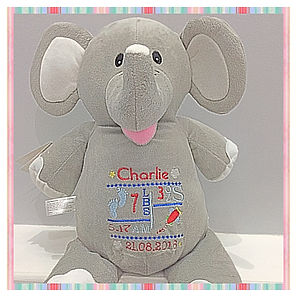 Elle the elephant