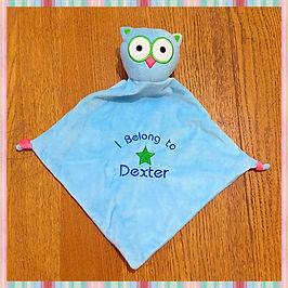owl comforter