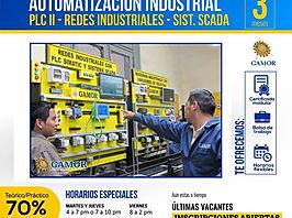 Automatización Industrial y Programación PLC - II