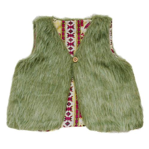 Gilet Green Chewbaca