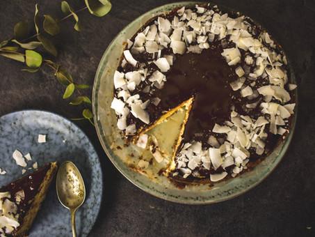 ČOKO-KOKO cheesecake