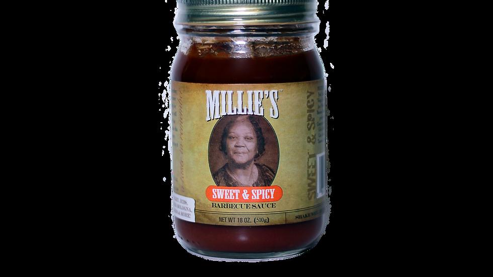 Millie's Sweet & Spicy