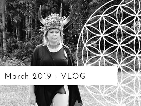 March 2019 - VLOG