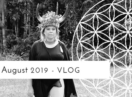 August 2019 - VLOG