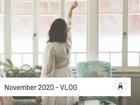 November 2020- VLOG