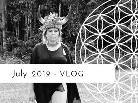 July 2019 - VLOG
