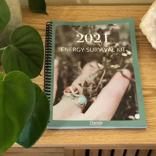 2021 Energy Survival Kit - Physical Copy