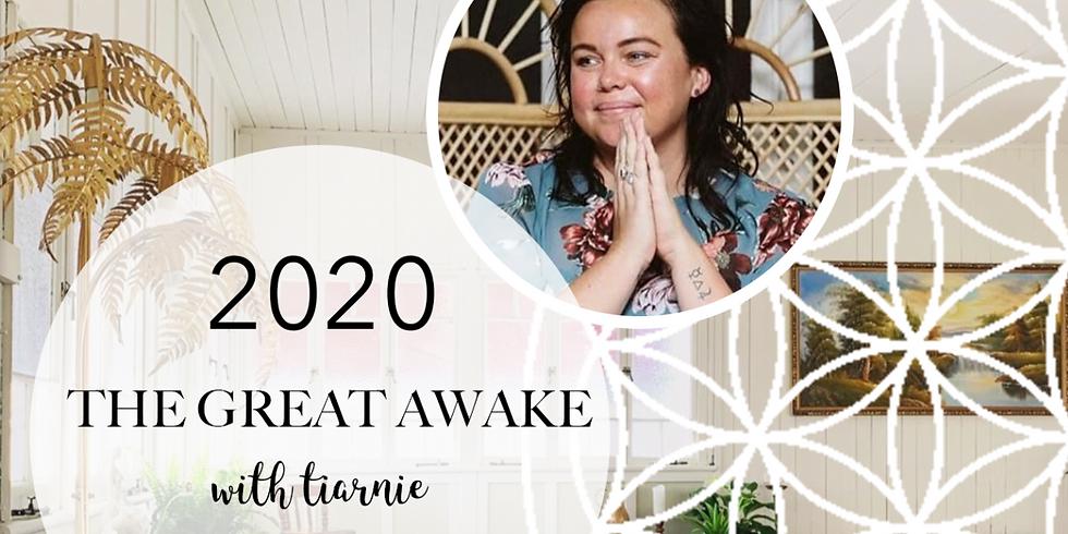 2020 - The Great Awake - Gold Coast Workshop