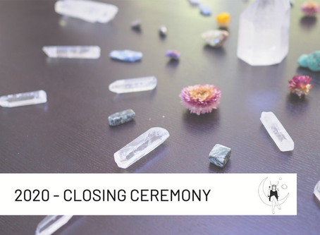 2020- CLOSING CEREMONY