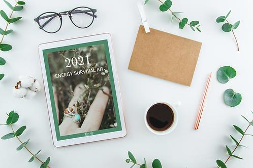 2021 Energy Survival Kit - Digital Copy