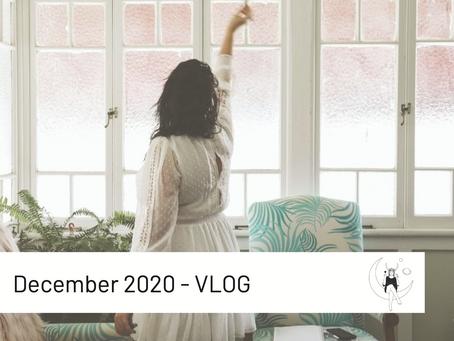 December 2020- VLOG