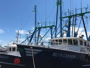 Commercial Fishing Boat Damage Report!