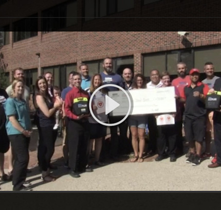 DAD CLUB LONDON RAISES OVER $53,000 FOR AEDS FOR THE TVDSB