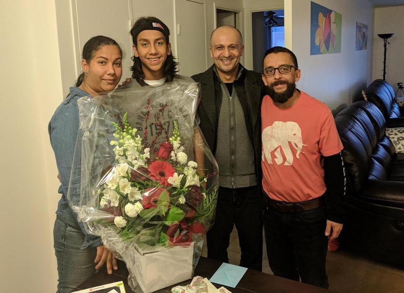 Estepa Family