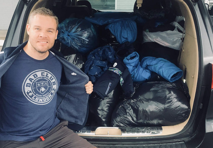 2018 Coats for Kids Coat Drive