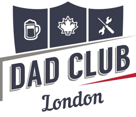 IT'S LAUNCH DAY FOR DAD CLUB LONDON!