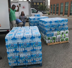 Salvation Army Water Drive