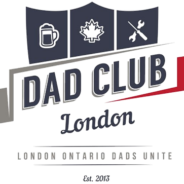 Dad Club Londo Blog Logo
