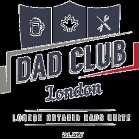 DAD CLUB LONDON IS BORN