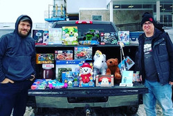 Christmas Campaign Toy Donation