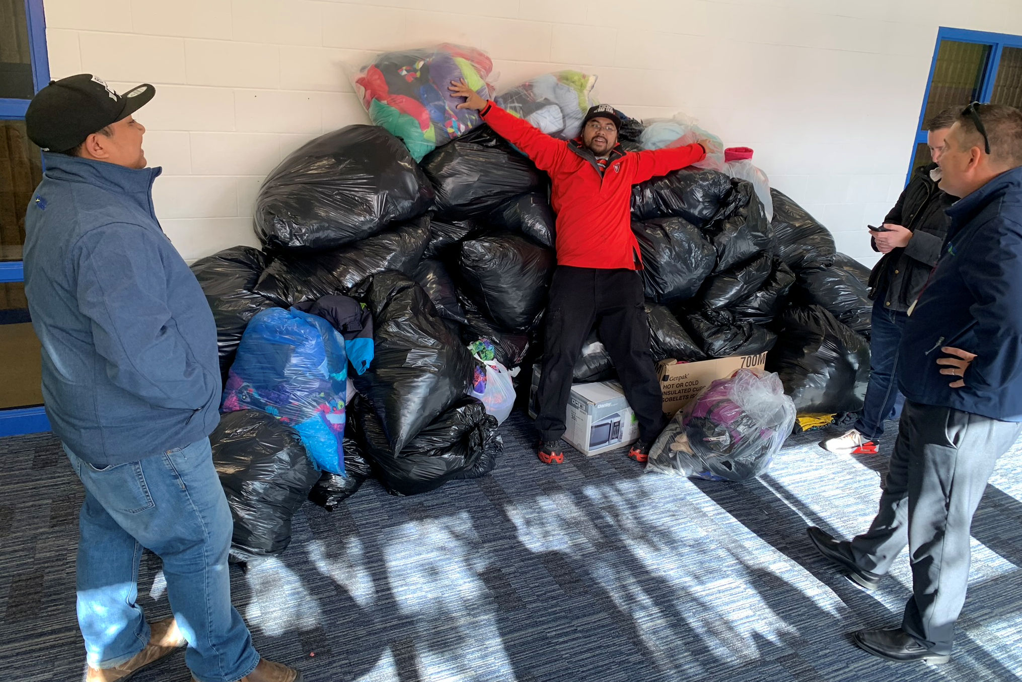 2018 Coats for Kids Drive
