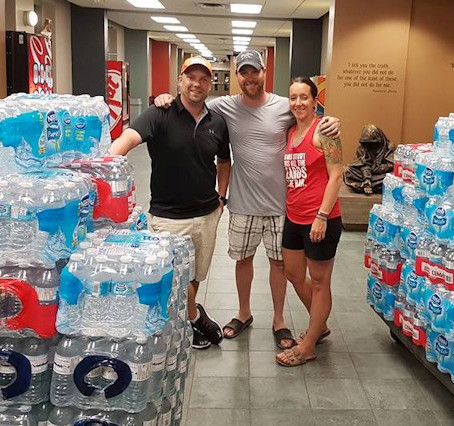 CALL TO ACTION: SALVATION ARMY NEEDS WATER
