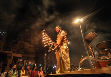 Ganga Aarti, Banaras