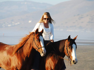 Horse Riding Lessons - Templeton, CA