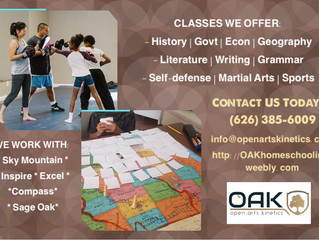 Classes and Tutoring - Glendora (website not working, contact via phone for updated info)