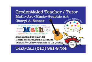Modern Renaissance Teacher - Winnetka, CA (website no info on classes, contact to get updated info)