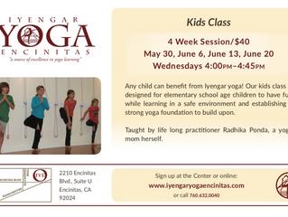 Yoga for Kids - Encinitas, CA