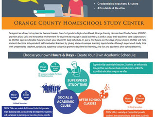 OC Homeschool Study Center