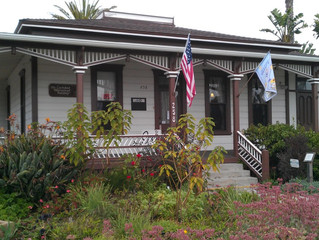 ** Date/Time Change ** Magee House Tour, 19th Century