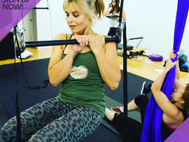 Cirque-It Fitness: Offers Circus-Infused Circuit Training - San Diego, CA